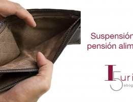 abogado civil malaga suspension pension alimenticia